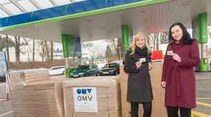 OMV ob obletnici pomaga Anini zvezdici