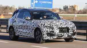 Razkrivamo: Maserati Levante