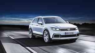 Razkrivamo: VW Golf SUV
