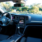 Novo v Sloveniji: Renault Mégane (foto: Tomaž Porekar)
