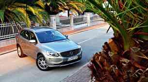 Kratek test Volvo XC60 D5 AWD Summum