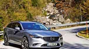 Mazda6 karavan CD175 AT AWD Revolution Top
