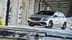 Mercedes-Benz A 200 d 4Matic