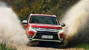 Mitsubishi Outlander 2.2 DI-D 4WD Intense+