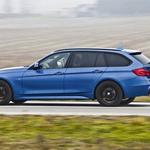 BMW 320d xDrive Touring M Sport (foto: Saša Kapetanovič)