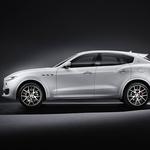 Maserati Levante razkrit (foto: Maserati)