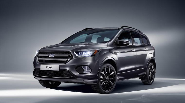 Ford Kuga - uskladitev z družino (foto: Ford)