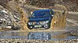 Mitsubishi L200 Double Cab 2.4 DI-D 4WD AT Instyle