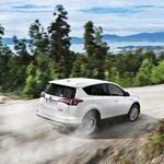 Toyota RAV4 Hybrid: Adijo, dizel? (foto: Toyota)