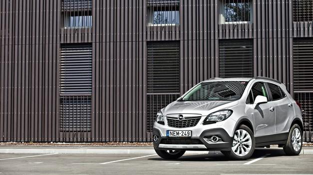 Opel Mokka 1.6 CDTi (100 kW) Cosmo