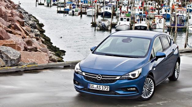 Evropski avto leta 2016 je Opel Astra (foto: Saša Kapetanović)