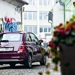 Fiat 500 1.2 8V Lounge (foto: Saša Kapetanovič)