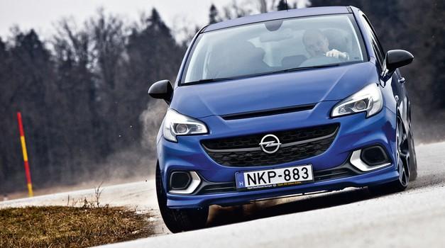 Opel Corsa 1.6 Turbo ECOTEC OPC (foto: Saša Kapetanovič)