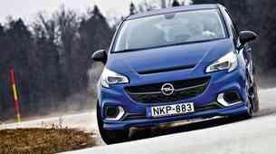 Opel Corsa 1.6 Turbo ECOTEC OPC