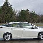 Novo v Sloveniji: Toyota Prius (foto: Tomaž Porekar; Toyota)