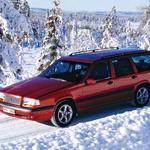 1.Volvov pogon AWD praznuje 20. obletnico. (foto: Volvo)
