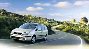 RABLJEN AVTO: FIAT ULYSEE (2002‒2011‒2014): Eurovan