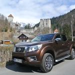 Novo v Sloveniji: Nissan Navara (foto: Tomaž Porekar)