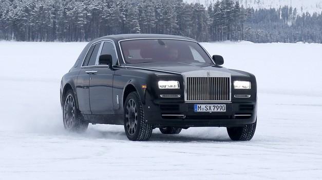 Razkrivamo: Rolls-Royce Cullinan (foto: Automedia)