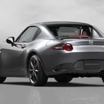 Mazda MX-5 tudi kot targa (foto: Mazda)