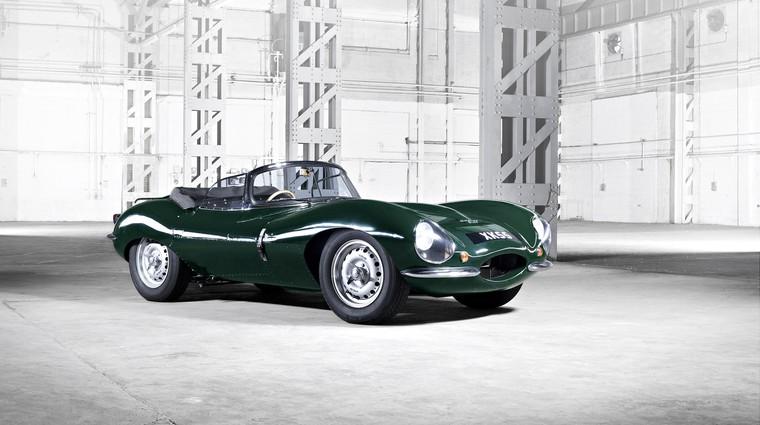 Jaguar bo spet izdeloval legendo (foto: Jaguar Land Rover)