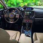 Subaru Impreza - prvi Subaru na novi platformi (foto: Subaru)