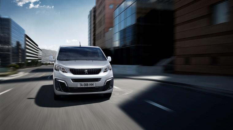 Expert in Jumpy prenovljena (foto: PSA Peugeot Citroën)