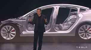 Elon Musk potrdil govorice o Modelu Y in električnem minibusu