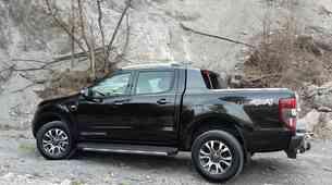 Novo v Sloveniji : Ford Ranger