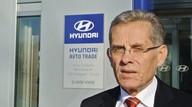 Predstavitev slovenskih avtomobilskih managerjev: Ludvik Svoljšak (foto: Tomaž Porekar)