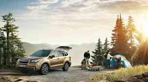 Subaru XV in Legacy: Osvežitev pod novim geslom