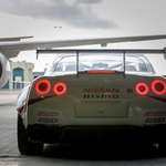 Nissan GT-R Nismo rekorder v driftu (foto: Nissan)