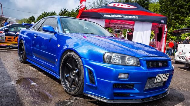 Nissan Skyline najbolj ikonski japonski avtomobil (foto: Newspress)