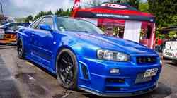 Nissan Skyline najbolj ikonski japonski avtomobil