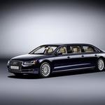 Šestsedežni Audi A8 L (foto: Audi)