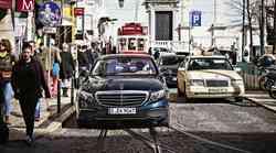 Mercedes-Benz razreda E: Večje, varčneje, varneje