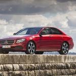 Znani finalisti za Evropski avto leta 2017 (foto: Daimler)