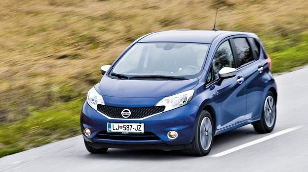 Nissan Note 1.2 Accenta Plus Ntec (foto: Saša Kapetanović)