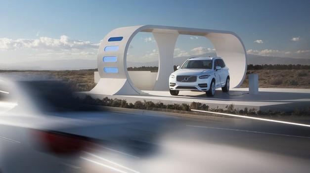 Volvov avtocestni rop (foto: Volvo USA)