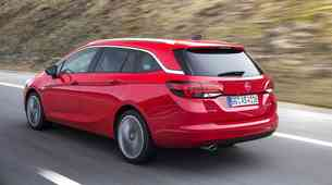 Opel Astra Sports Tourer: Več kot uporaben prostor