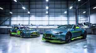 Aston Martinov cestni dirkalnik
