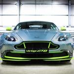 Aston Martinov cestni dirkalnik (foto: Aston Martin)