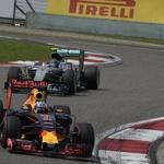 Formula 1: Kitajska 2016: Rosberg neustavljiv, Hamilton pa z več vprašanji kot odgovori (foto: Daimler, Red Bull, Pirelli)