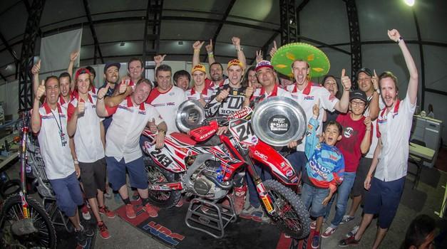 MXGP: Gajser zmagal tudi v Mehiki (foto: Moštva)