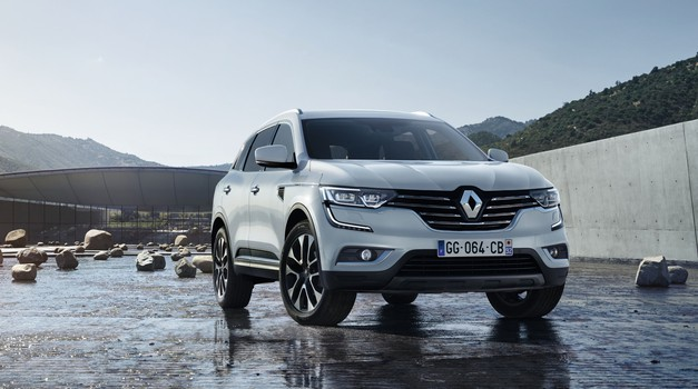 V Pekingu bo Renault predstavil novi Koleos (foto: Renault)