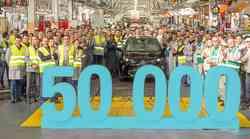 50.000 Renaultov Zoe