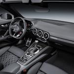 Audi TT RS Coupé in Roadster z aluminijastim motorjem (foto: Audi)