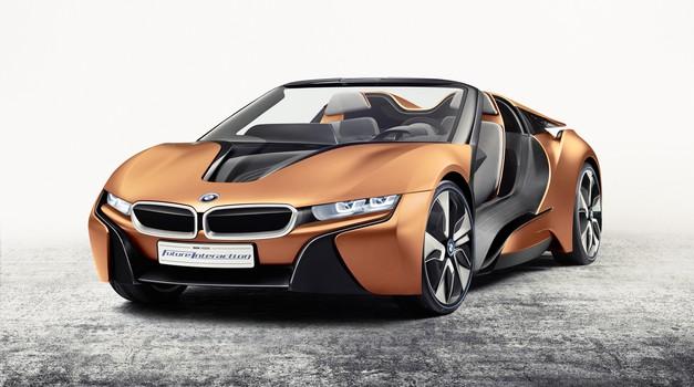 Razkrivamo: BMW je potrdil serijsko izdelavo roadsterja i8 (foto: BMW)