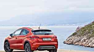 DS 4 Crossback BlueHDi 120 EAT6 So Chic