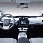 Toyota Prius 1.8 VVT-i Hybrid Sol (foto: Saša Kapetanovič)